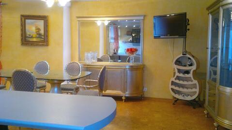 Элитная 4к.кв ул.Семашко, 2х уровневая, роскошная обстановка, всё есть - Фото 1