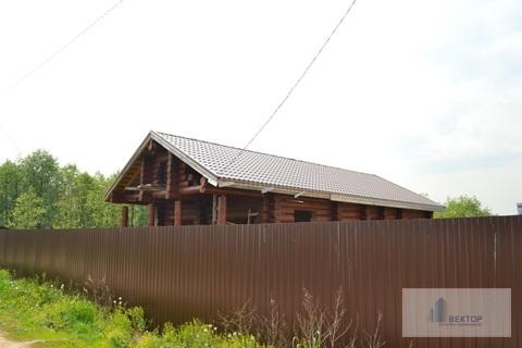 Продается дачный дом из бревна ручной рубки - Фото 4