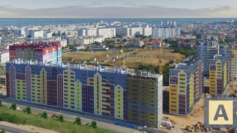 Новый дом. Однокомнатная квартира - Фото 1