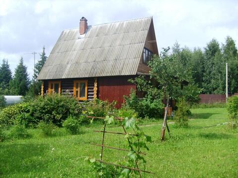 Бревенчатый дом на просторном участке - Фото 4