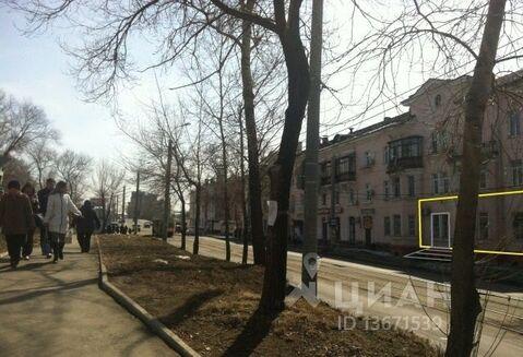 Продажа торгового помещения, Хабаровск, Ул. Джамбула - Фото 2