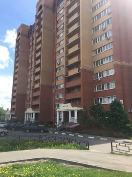 Г.Домодедово, на 3эт/15 эт. кирпичного дома, 77 м2 - Фото 1