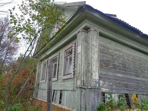 Рубленный дом в деревне Киржачского района - Фото 3