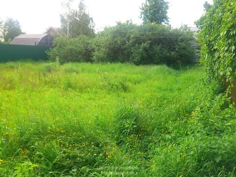 Участок, Можайское ш, 14 км от МКАД, Юдино с. (Одинцовский р-н), В . - Фото 1