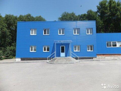 Производственно-складская база 1600 кв.м - Фото 2