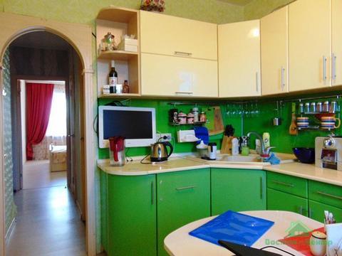 3-ком.квартира в г.Киржач - район црб - 85 км Щёлковское шоссе - Фото 1