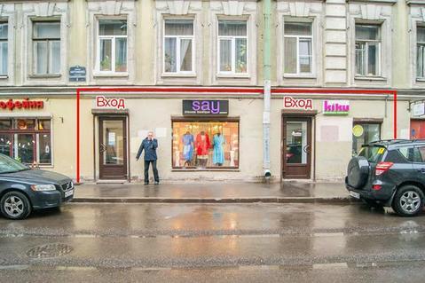 Торговое помещение. Казанская ул, д. 33 - Фото 1