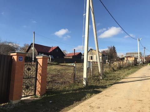 Борисовка г.о.Подольск 7 соток ПМЖ - Фото 4