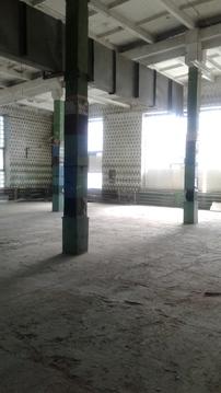 Сдаётся отапливаемое складское помещение 500 м2 - Фото 1
