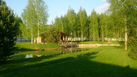 Уютный дом с баней и прудом (каток, купание). Красивый участок - Фото 4