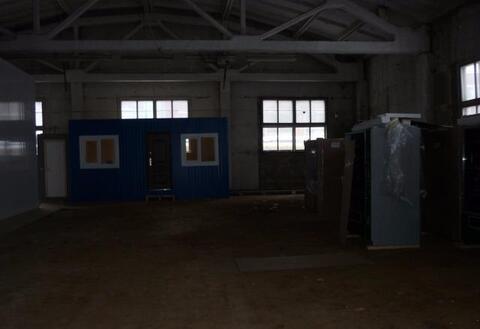 Сдам в аренду теплое производство-склад 300 кв.м, - Фото 2