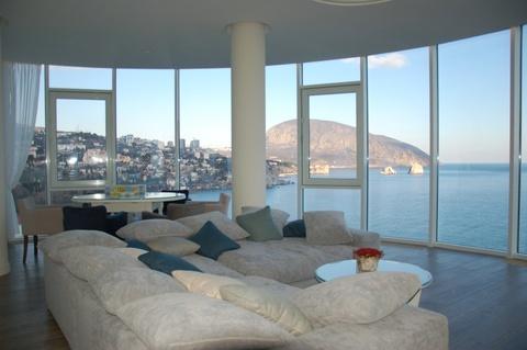 Продажа комфортабельной 4-комнатной квартиры с завораживающим видом - Фото 1