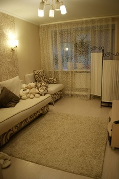 1-комнатная квартира 32 кв.м. 1/5 кирп на Химиков, д.25, Купить квартиру в Казани, ID объекта - 320842984 - Фото 1