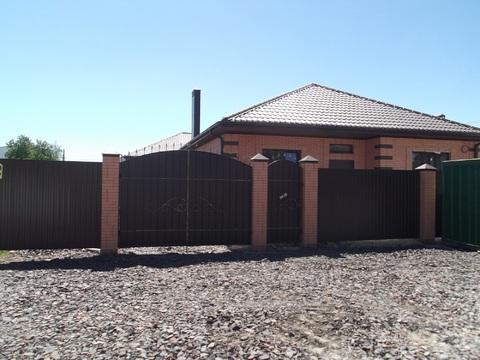 (04391-107).Продается в районе зжм новый кирпичный дом - Фото 2