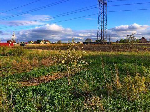 Участок 24 сотки в СНТ Самсоновка, Тосненский район - Фото 2