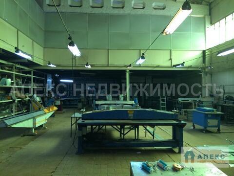 Аренда помещения пл. 535 м2 под склад, Апрелевка Киевское шоссе в . - Фото 3