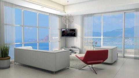 Продажа квартиры, Аланья, Анталья, Купить квартиру Аланья, Турция по недорогой цене, ID объекта - 313136320 - Фото 1