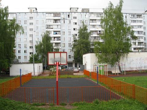 Трехкомнатная Квартира Москва, проспект Новоясеневский, д.12, корп.3, . - Фото 3