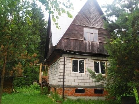 Дачный дом на 6 сотках в СНТ вблизи д. Усадково, Рузский район - Фото 1
