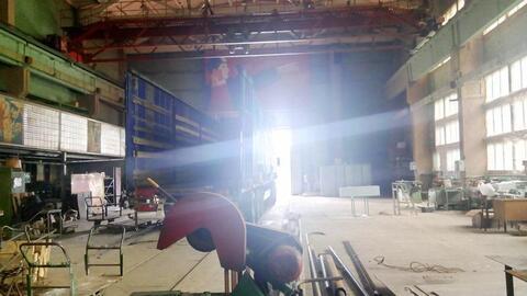 Аренда.производственные помещения.1200кв.м.цех - Фото 3