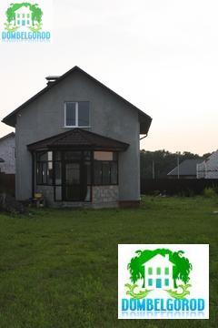 Дом с баней в Новой Нелидовке - Фото 1