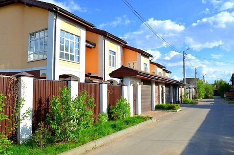 Продаю таунхаус в Одинцово - Фото 1