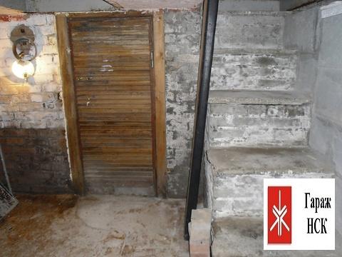 Продам теплый гараж, ГСК Чайка № 320, Академгородок, мкр. Щ, Дом быта - Фото 3