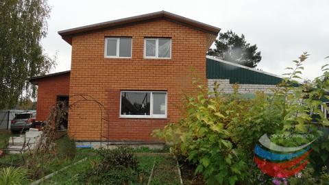 Новый дом 130 кв.м. участок 20 сот дер. Марино г. Александров - Фото 2