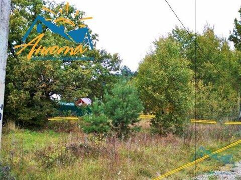 Продается участок в деревне Нара Жуковского района Калужской области - Фото 1
