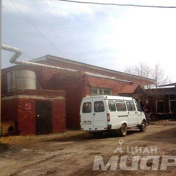 Продажа производственного помещения, Омск, Улица 3-я Угольная - Фото 1