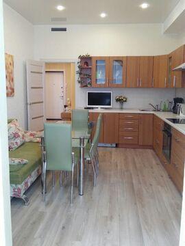 Купить квартиру в Новороссийске в доме бизнес-класса - Фото 1