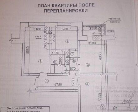 Продается 3-к Квартира ул. Хрущева пр-т - Фото 1