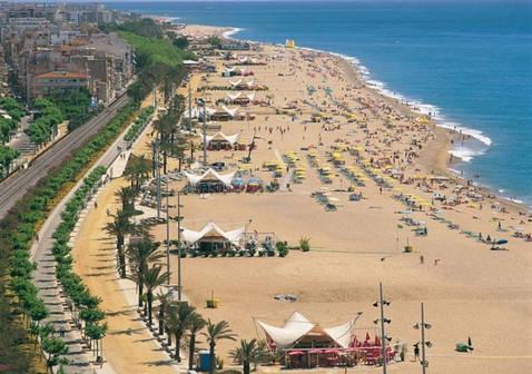 Отель 3* на первой линии в Испании, побережье Коста Брава