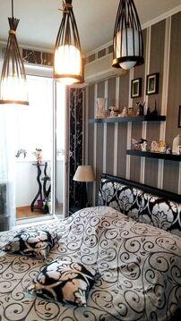 Квартира со стильным дизайнерским ремонтом в Чертаново! - Фото 5