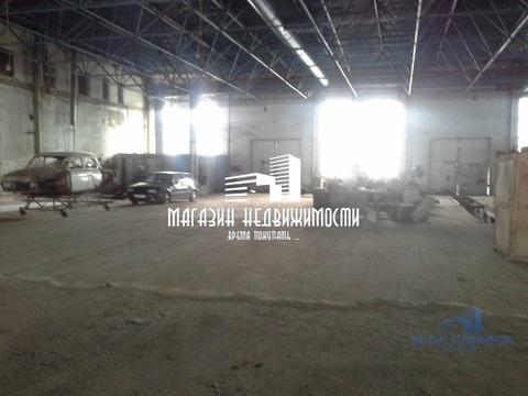 Сдается складское помещение, 3000 кв м, ул Комарова, р-н Стрелка (ном. . - Фото 4