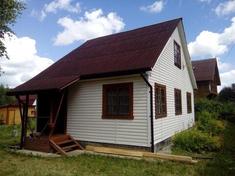 Продаю дачный дом в Струнино - Фото 1