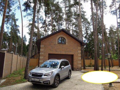 Дом 343 кв.м. на участке 15.5 соток в Раменском р-не, пос. Кратово - Фото 2