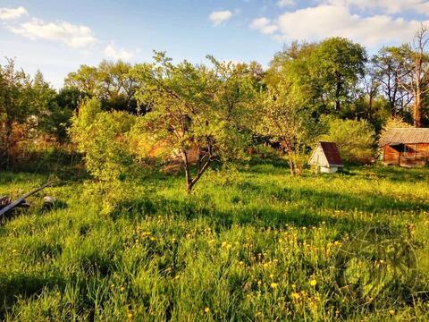 Участок 6,5 соток, СНТ Лесной, Подольск, Климовск - Фото 2