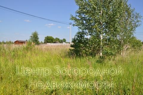 Участок, Егорьевское ш, Новорязанское ш, 52 км от МКАД, Бисерово д. . - Фото 5