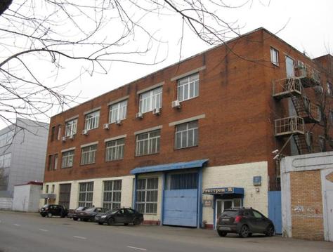 Продается здание 2171.3 кв.м, м.Соколиная гора - Фото 1