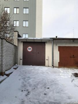 Продажа гаража, Белгород, Ул. Преображенская - Фото 1