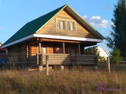 Дом+зем.участок д.Прислон - Фото 1