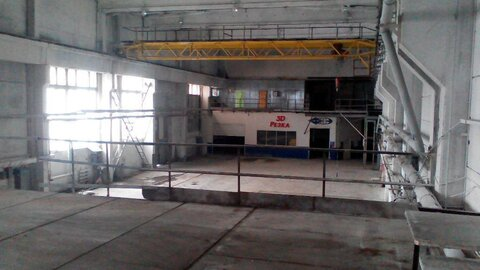 Складской комплекс 1700 м. в Одинцово МО Транспортная ул.1 - Фото 1