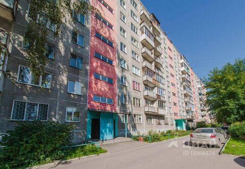 Продажа квартиры, Новосибирск, Ул. Крылова, Купить квартиру в Новосибирске по недорогой цене, ID объекта - 324505753 - Фото 1