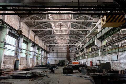 Производственно-складское здание 18500 кв.м. - Фото 2