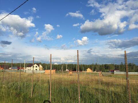 Участок в деревне Алексеевское Солнечногорский район - Фото 2