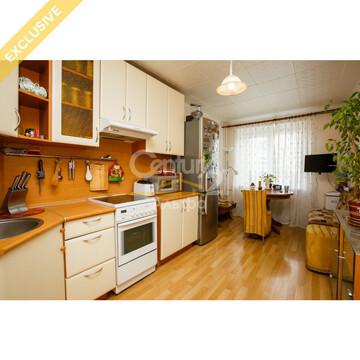 Предлагается к продаже 4-х комнатная квартира по ул.Сыктывкарская, д.4, Купить квартиру в Петрозаводске по недорогой цене, ID объекта - 321026931 - Фото 1