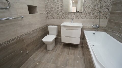 Купить квартиру с новым евроремонтом в доме бизнес класса. - Фото 5