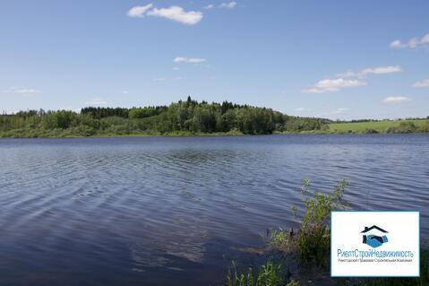 Лесной участок на первой линии водохранилища - Фото 2