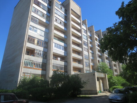 Продам 2х к. квартиру г. Протвино, Лесной бульвар, д.13. - Фото 1